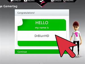 How To Change Xbox Live Gamertag 11 Steps With Pictures