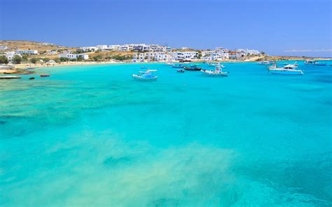 Holidays In Koufonisia Discover Greece