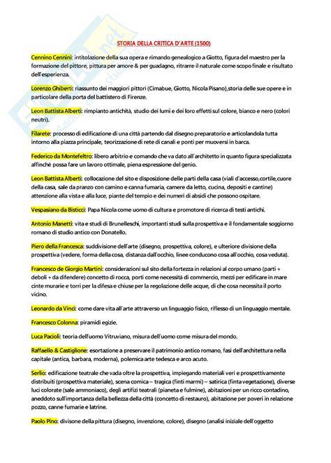 Test Di Storia Dell Arte by Fonti Per La Storia Dell Arte Nel Rinascimento Pigozzi