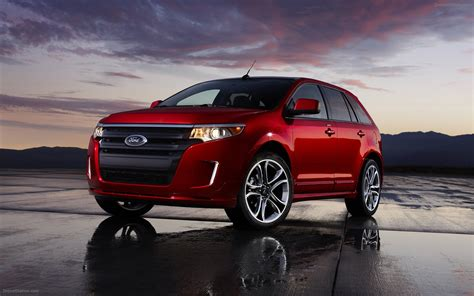 Ford Edge Sport 2018 Widescreen Exotic Car Photo 05 Of 58