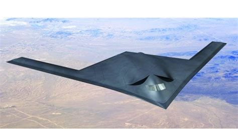Everything We Know About The New B-21 Stealth Bomber And ...