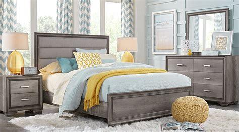 desks for bedrooms marlow gray 5 pc panel bedroom bedroom sets