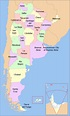 Provinces of Argentina - Wikipedia