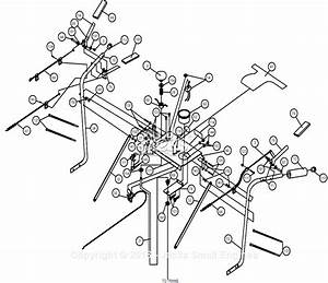 Billy Goat Fm3301 Parts Diagram For Handle Assembly