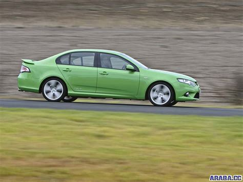 2008 Ford Falcon Xr6 Turbo Fg Related Infomation