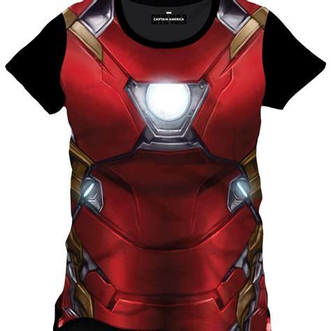 Marvel  Tshirt Iron Man