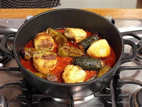 recette de cuisine corse légumes farcis recette mehchi de la cuisine tunisienne