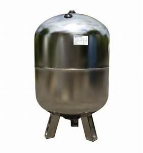 Reservoir A Vessie 200l : r servoir surpresseur vertical inox ballon vessie ~ Nature-et-papiers.com Idées de Décoration