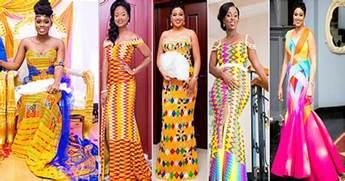 robe de mariã e africaine robe de soirée africaine 2017
