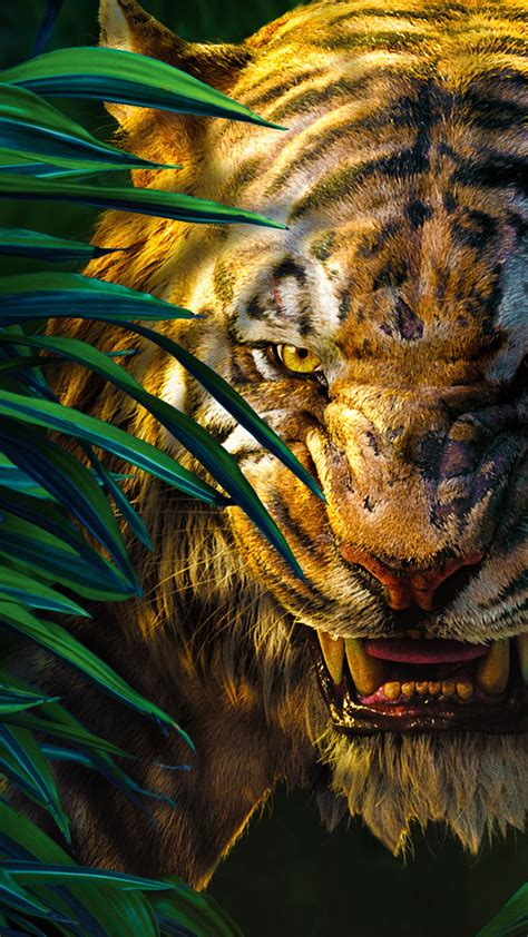 jungle book shere khan  wallpapers  jpg format