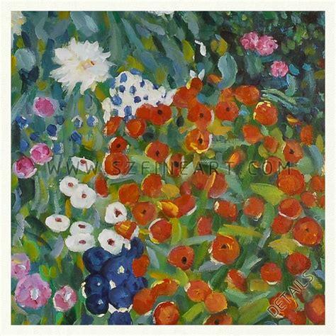jardin de fleurs 100 reproduction peinture 224 l huile sur