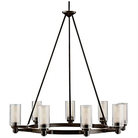 wide chandelier circolo collection olde bronze 36 quot wide chandelier