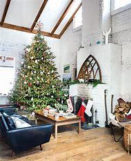 Santa Country Christmas Decorating Ideas