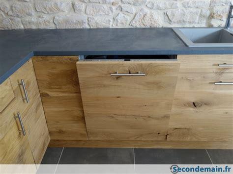 porte de cuisine en bois planches chêne idéal placard meuble cuisine portes