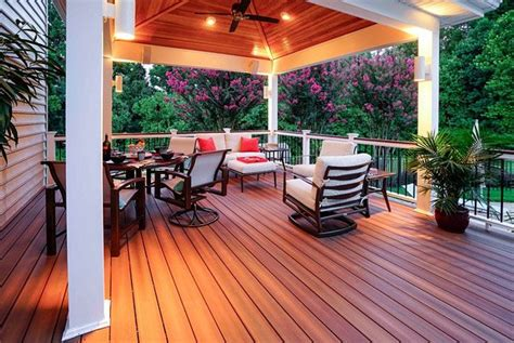 timber decking designs   append beauty   homes home design lover
