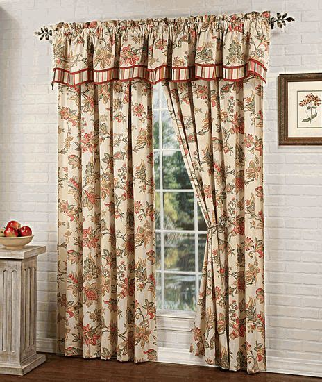 Country Style Drapes - best 25 country style curtains ideas on