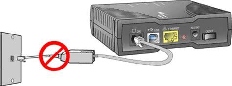 Westell Modem Ethernet Installation