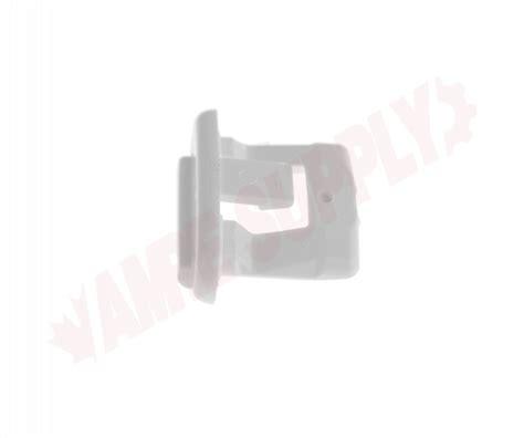 wgl ge dishwasher upper dishrack  rail stop clip amre supply
