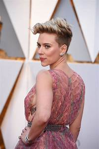 SCARLETT JOHANSSON at 89th Annual Academy Awards in ...