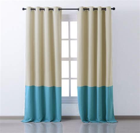 color block curtains promotion shop for promotional color