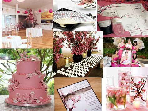 Wedding Themes Wedding Style: Cherry Blossom Wedding Theme