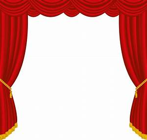 Curtains png for Theatre curtains psd