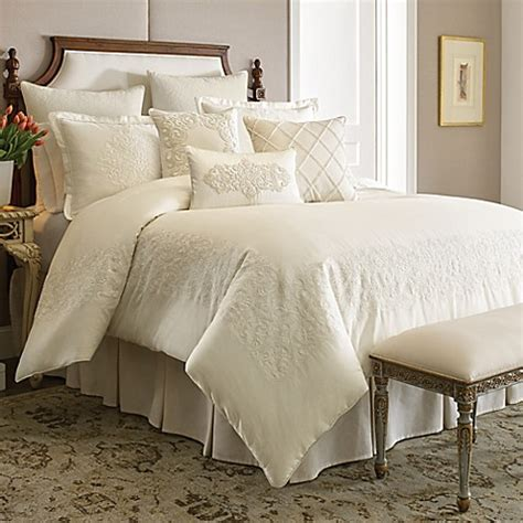 croscill couture hepburn comforter set bed bath