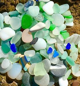 How, We, Make, Our, Sea, Glass, Jewelry