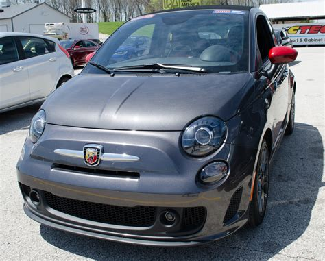 Fiat 500 Abarth 2014 by 2014 Fiat 500 Abarth Cabrio Open Top Excitement