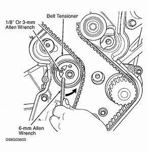 1999 Dodge Caravan Serpentine Belt Routing And Timing Belt Diagrams