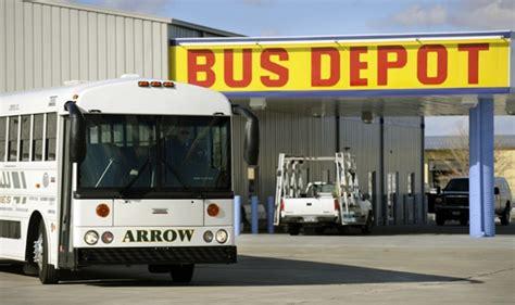 bus depot reopened   superior local journalstarcom