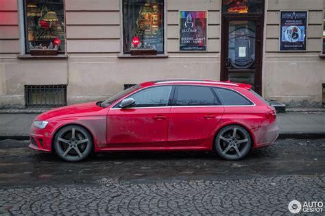 Audi Rs 4 2017 by Audi Rs4 Avant B8 30 January 2017 Autogespot