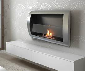 Wall Mount Ventless Fireplaces
