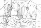 Salotto Supercoloring sketch template