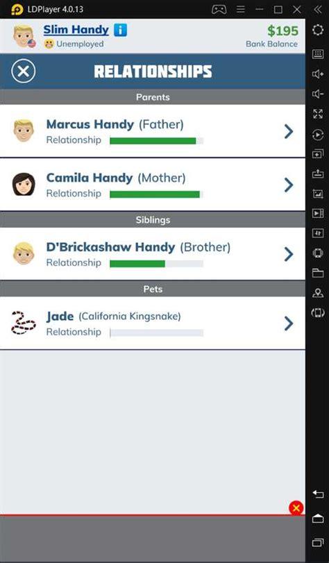 bitlife relationships gameplay bad