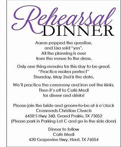 rehearsal dinner invite with template available With templates for wedding rehearsal invitations