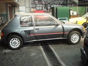 1984 Peugeot 205 T16 Evo  U00e0 Vendre