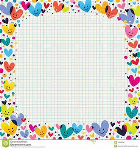 Cute Colorful Heart Clipart - Clipart Suggest