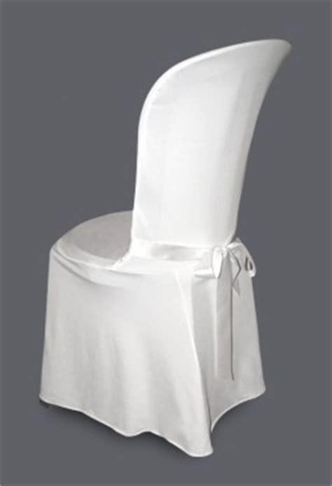 housse de chaise blanche mariage housse de chaise mariage blanc