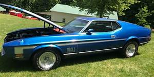 Cheap 1971 Ford Mustang Mach 1 for Sale on eBay Motors