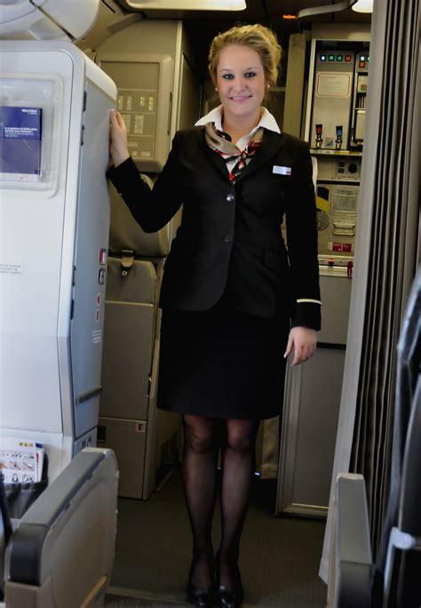 cabin attendants the in swiss air world stewardess crews