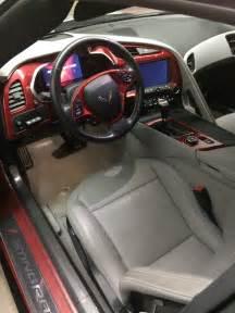 2016 Corvette Stingray Interior