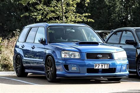 fs  sale highly modified  forester sti project