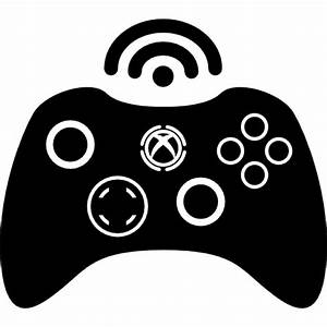 Xbox 360 wireless game control tool Icons   Free Download