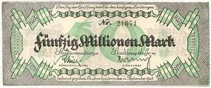 Deutsche Post Kaiserslautern : notgeld pfalz kaiserslautern 50 millionen mark 1923 notgeld deutschland notaphila ~ Watch28wear.com Haus und Dekorationen