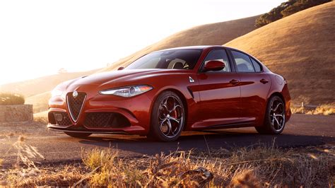 Alfa Romeo In The Us by Alfa Romeo Giulia Quadrifoglio Review Tested In The Us