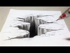 comment dessiner un trompe l39oeil 3d quotfissurequot tutoriel With wonderful dessin de maison en 3d 3 comment dessiner une ville en 3d