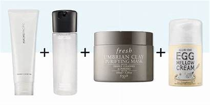 Routine Skin Care Beauty Face Morning Skincare