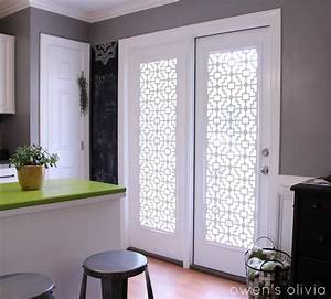 10 renter remodel ideas With decorative sliding door panels