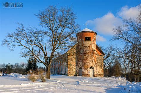 Vietalvas luterāņu baznīca - Fotovietas